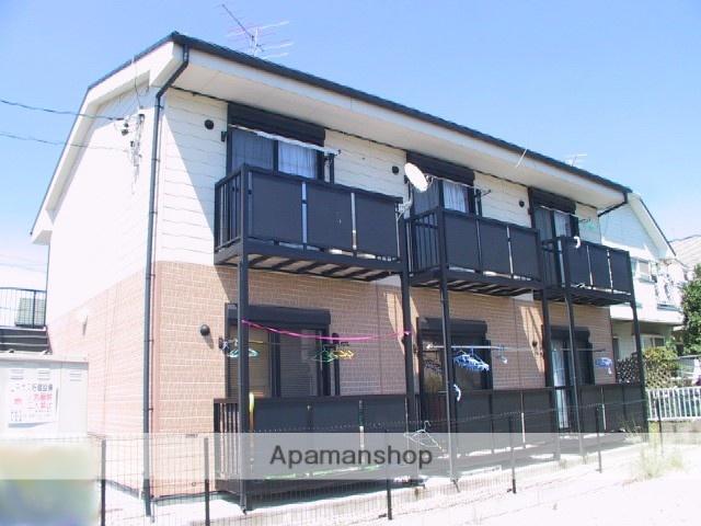 愛知県春日井市、神領駅徒歩29分の築13年 2階建の賃貸アパート