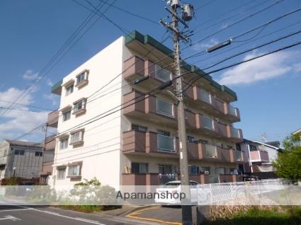 愛知県春日井市、春日井駅徒歩15分の築28年 4階建の賃貸マンション