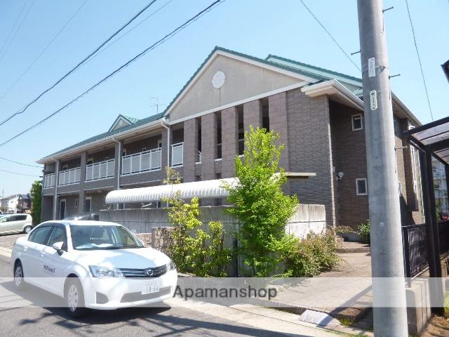 愛知県春日井市、神領駅徒歩6分の築18年 2階建の賃貸アパート