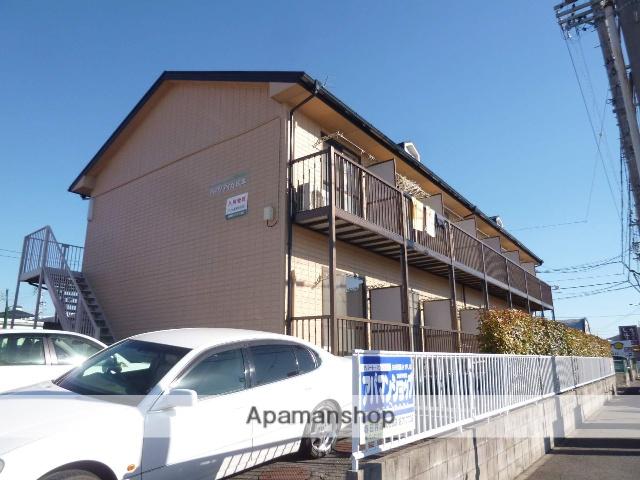 愛知県春日井市、高蔵寺駅徒歩28分の築24年 2階建の賃貸アパート