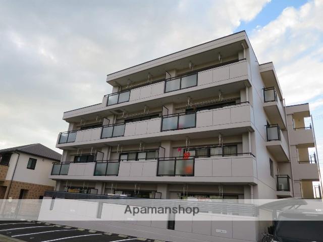 愛知県名古屋市守山区、印場駅徒歩44分の築17年 4階建の賃貸マンション