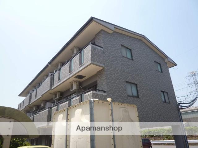 愛知県春日井市、神領駅徒歩4分の築17年 3階建の賃貸マンション