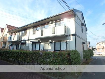 愛知県岡崎市、北岡崎駅徒歩8分の築26年 2階建の賃貸アパート