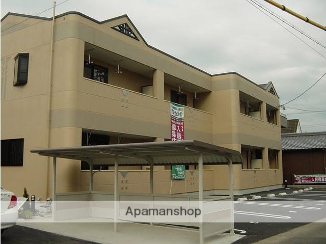 愛知県一宮市、尾張一宮駅名鉄バスバス11分佐千原下車後徒歩10分の築10年 2階建の賃貸アパート
