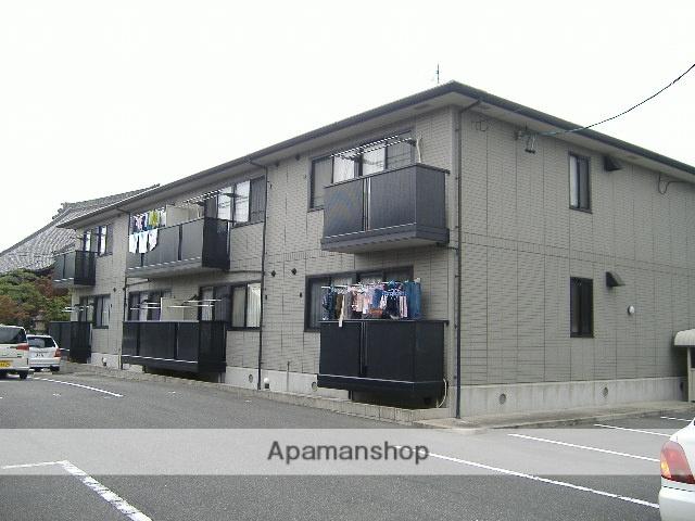 愛知県一宮市、島氏永駅徒歩9分の築16年 2階建の賃貸アパート