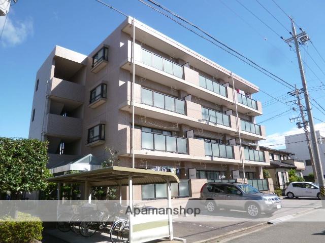 愛知県一宮市、尾張一宮駅徒歩11分の築22年 4階建の賃貸マンション