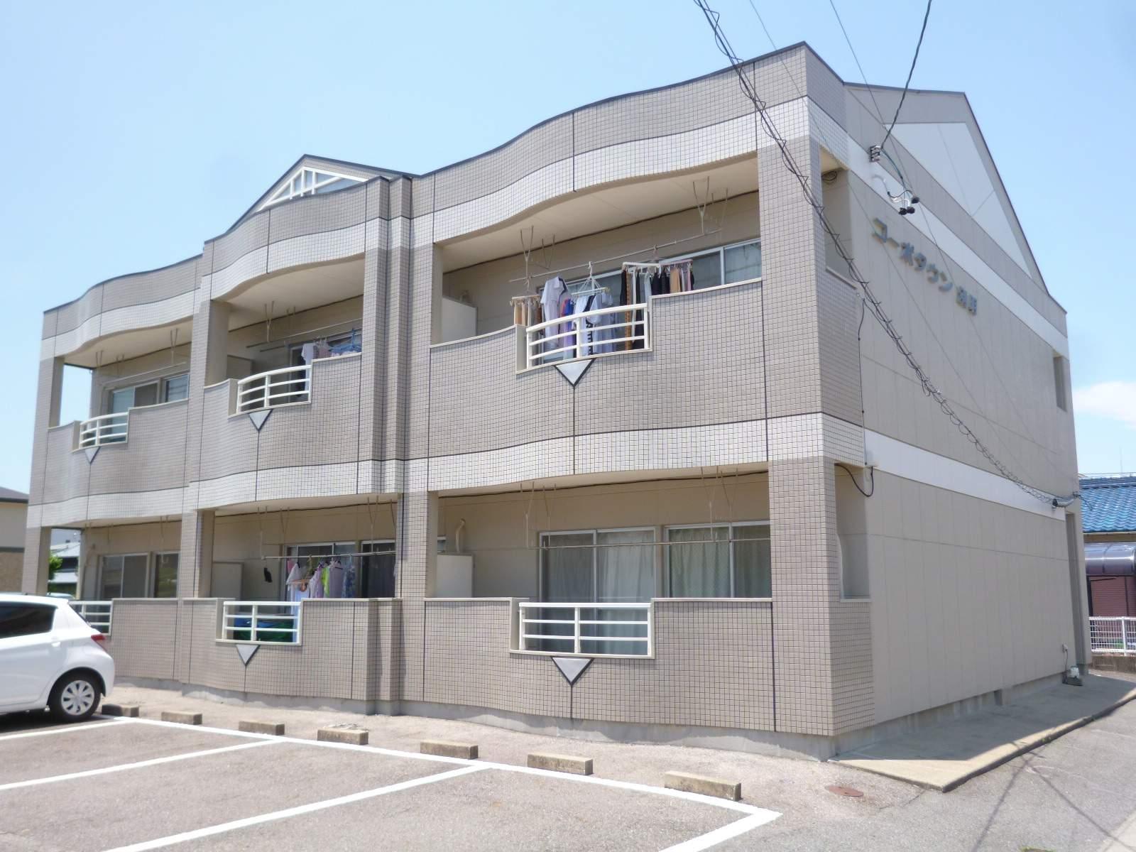 愛知県一宮市、尾張一宮駅徒歩28分の築24年 2階建の賃貸アパート