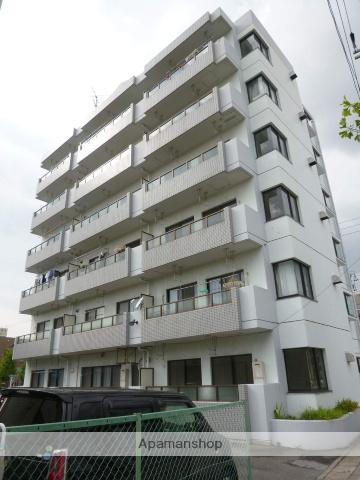 愛知県一宮市、尾張一宮駅徒歩8分の築25年 6階建の賃貸マンション