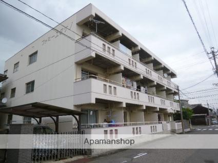 愛知県一宮市、尾張一宮駅徒歩7分の築32年 3階建の賃貸マンション