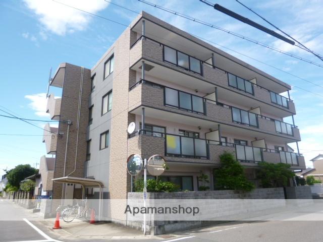 愛知県一宮市、妙興寺駅徒歩12分の築22年 4階建の賃貸マンション