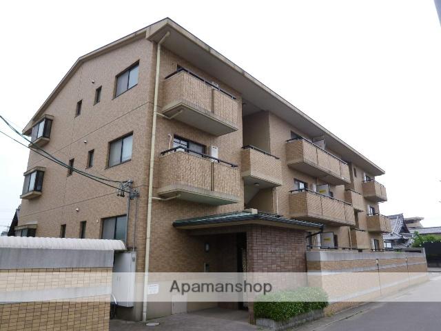 愛知県一宮市、尾張一宮駅徒歩25分の築18年 3階建の賃貸マンション