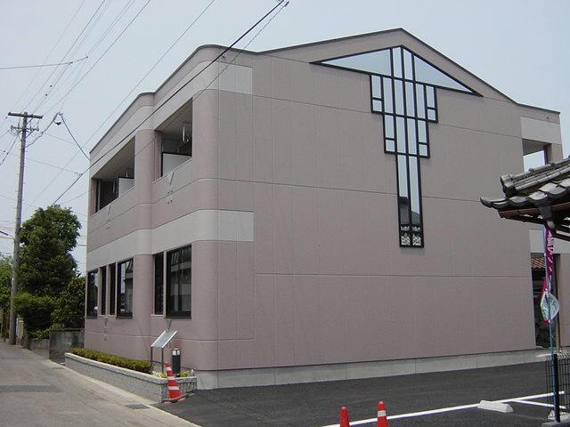 愛知県一宮市、開明駅徒歩18分の築13年 2階建の賃貸マンション