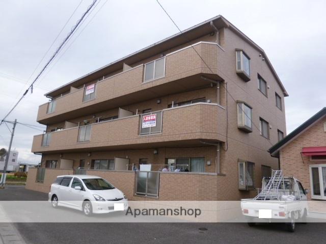 愛知県一宮市、苅安賀駅徒歩19分の築13年 3階建の賃貸マンション