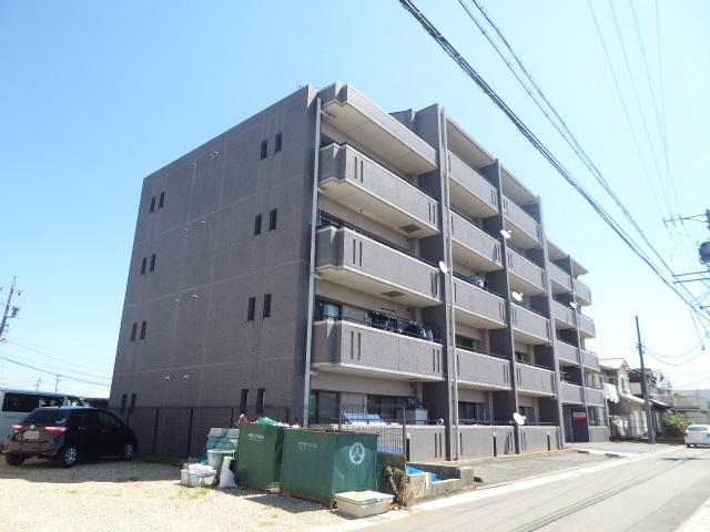 愛知県一宮市、尾張一宮駅名鉄バスバス15分羽根下車後徒歩3分の築20年 5階建の賃貸マンション