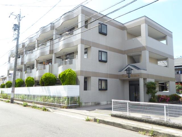愛知県一宮市、石刀駅徒歩11分の築18年 3階建の賃貸マンション