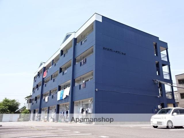 愛知県一宮市、玉ノ井駅徒歩10分の築27年 4階建の賃貸マンション