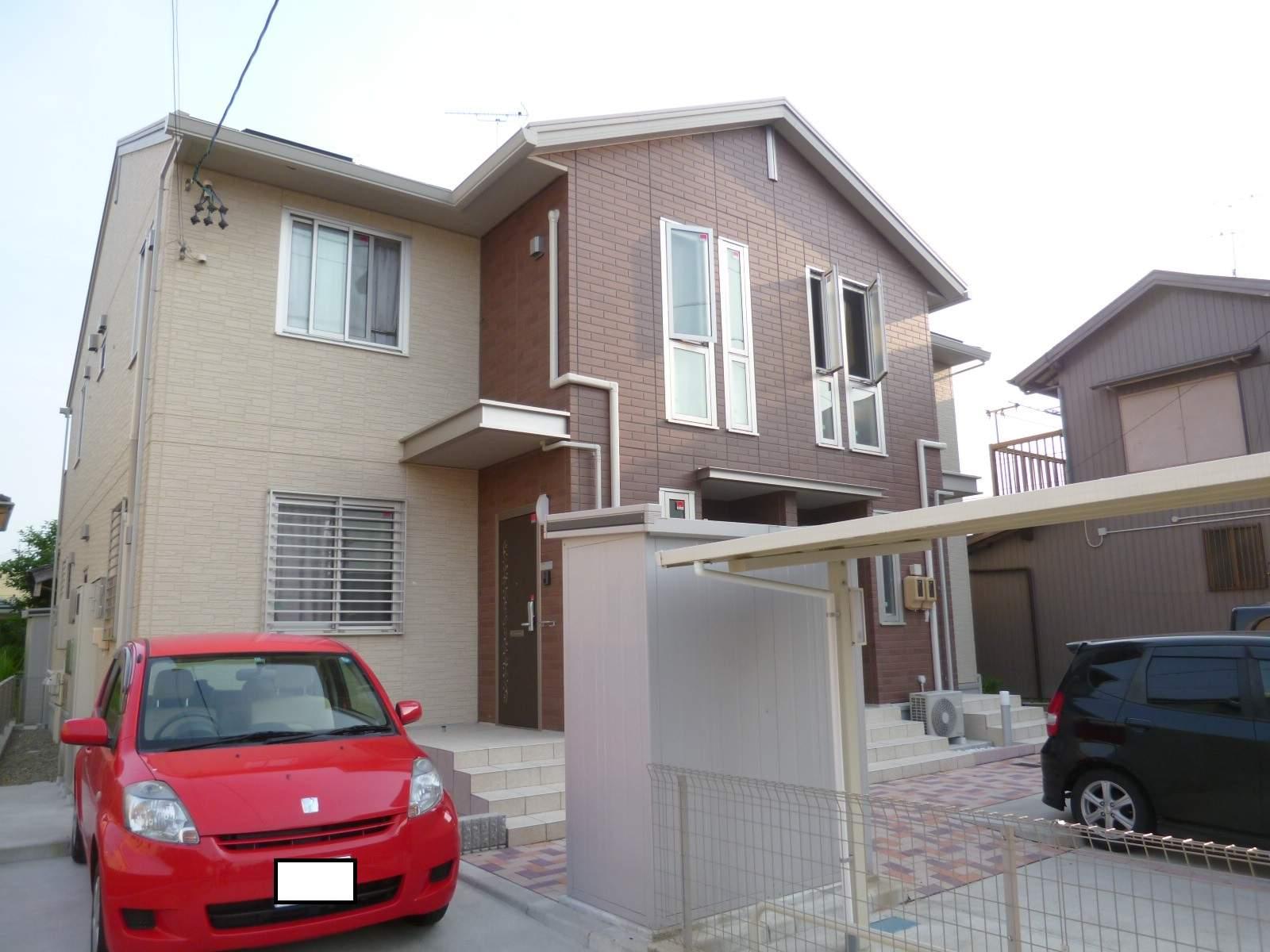 愛知県一宮市、尾張一宮駅徒歩27分の築3年 2階建の賃貸アパート