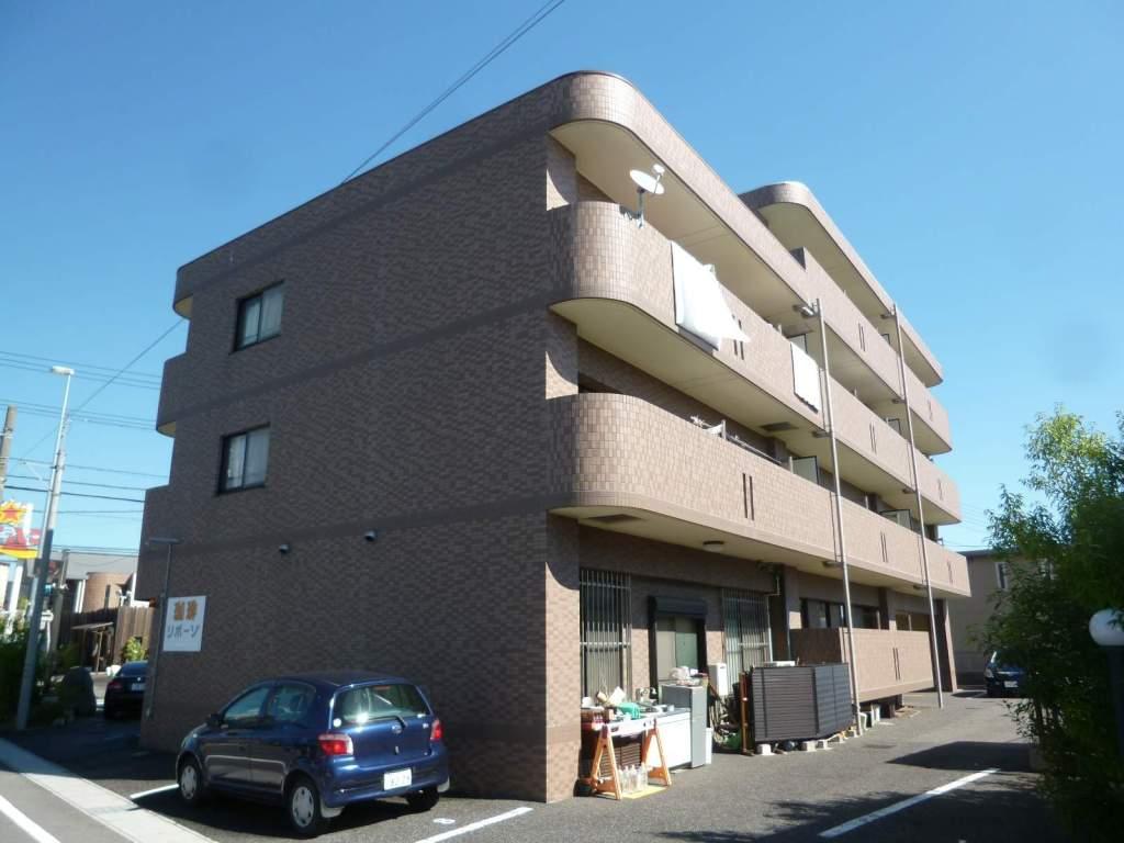 愛知県一宮市、石刀駅徒歩34分の築16年 4階建の賃貸マンション