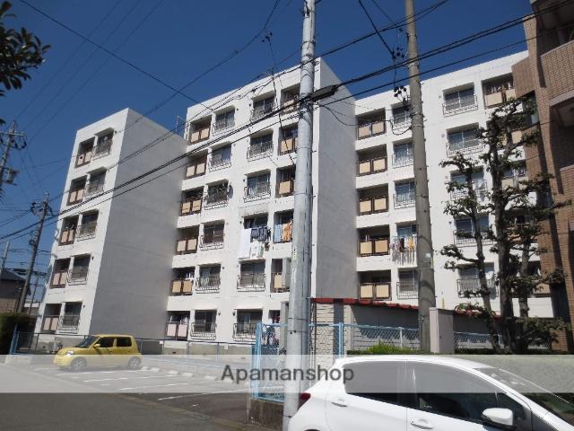 愛知県一宮市、妙興寺駅徒歩5分の築41年 6階建の賃貸マンション