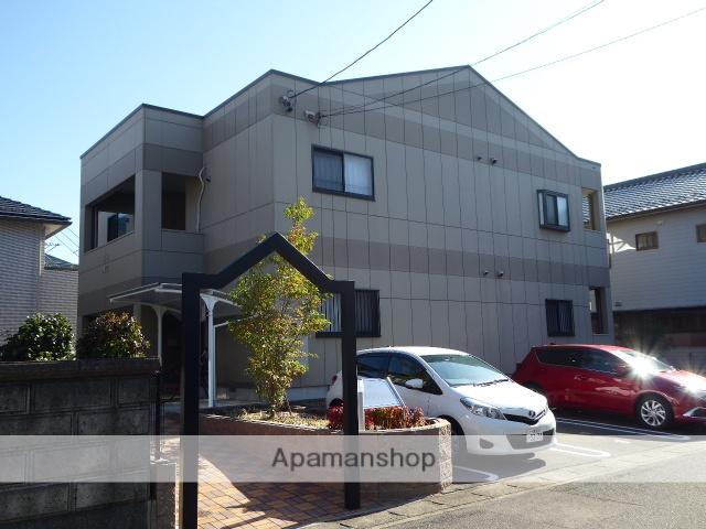 愛知県一宮市、尾張一宮駅徒歩23分の築7年 2階建の賃貸アパート