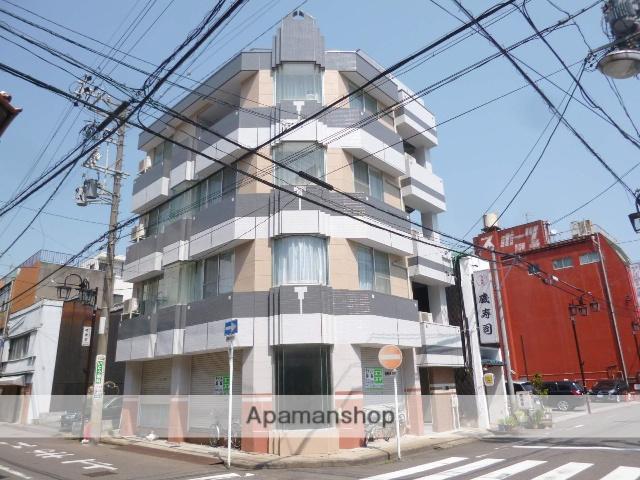 愛知県一宮市、尾張一宮駅徒歩5分の築28年 4階建の賃貸マンション