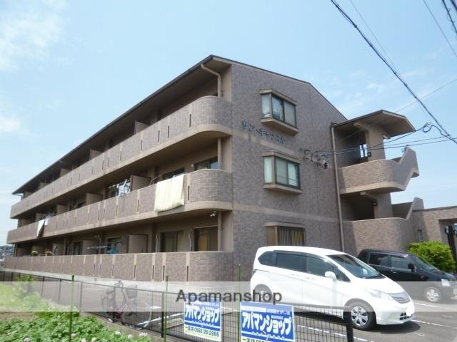 愛知県一宮市、石刀駅徒歩18分の築21年 3階建の賃貸マンション