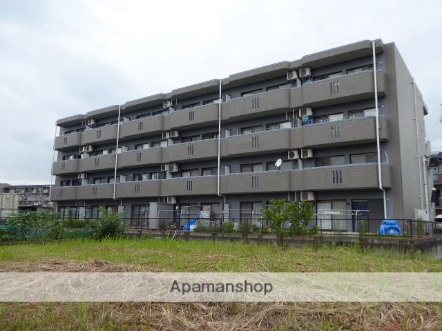 愛知県一宮市、新木曽川駅徒歩5分の築21年 4階建の賃貸マンション