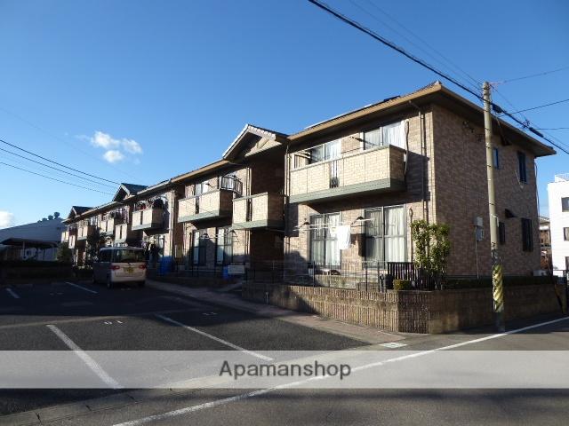 愛知県一宮市、開明駅徒歩18分の築16年 2階建の賃貸アパート