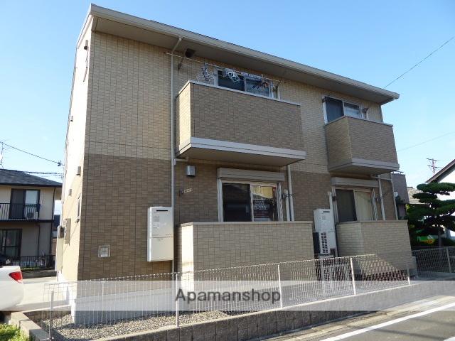 愛知県一宮市、尾張一宮駅名鉄バスバス16分蓮池下車後徒歩11分の築5年 2階建の賃貸アパート