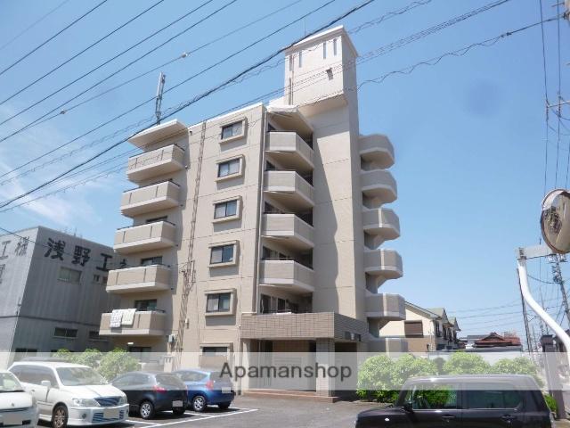 愛知県一宮市、尾張一宮駅徒歩18分の築24年 6階建の賃貸マンション