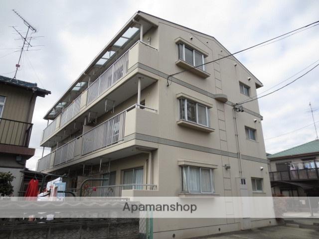 愛知県一宮市、尾張一宮駅徒歩16分の築26年 3階建の賃貸マンション