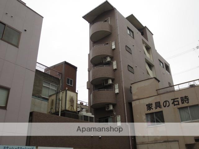 愛知県一宮市、尾張一宮駅徒歩4分の築22年 6階建の賃貸マンション