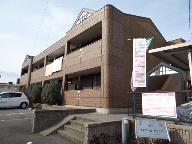 愛知県一宮市、玉ノ井駅徒歩2分の築11年 2階建の賃貸アパート