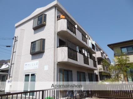 愛知県一宮市、尾張一宮駅徒歩15分の築26年 3階建の賃貸マンション