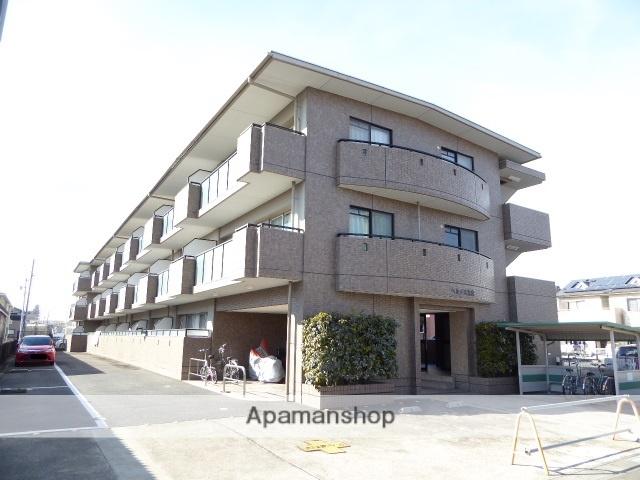 愛知県一宮市、石刀駅徒歩6分の築23年 3階建の賃貸マンション