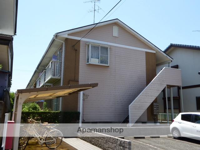 愛知県一宮市、尾張一宮駅徒歩12分の築25年 2階建の賃貸アパート