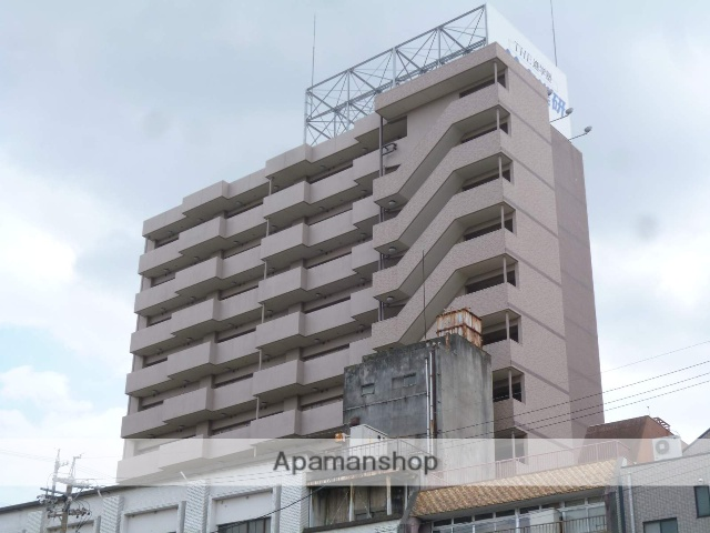 愛知県一宮市、尾張一宮駅徒歩5分の築10年 13階建の賃貸マンション