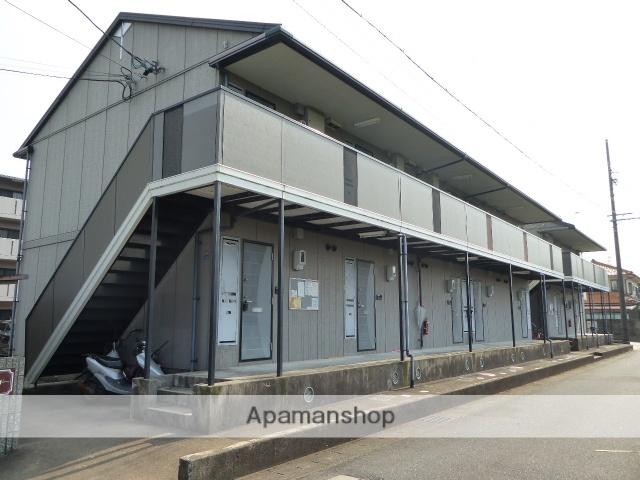 愛知県一宮市、尾張一宮駅名鉄バスバス8分森本下車後徒歩16分の築18年 2階建の賃貸アパート