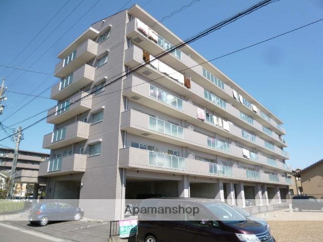 愛知県一宮市、今伊勢駅徒歩7分の築21年 6階建の賃貸マンション