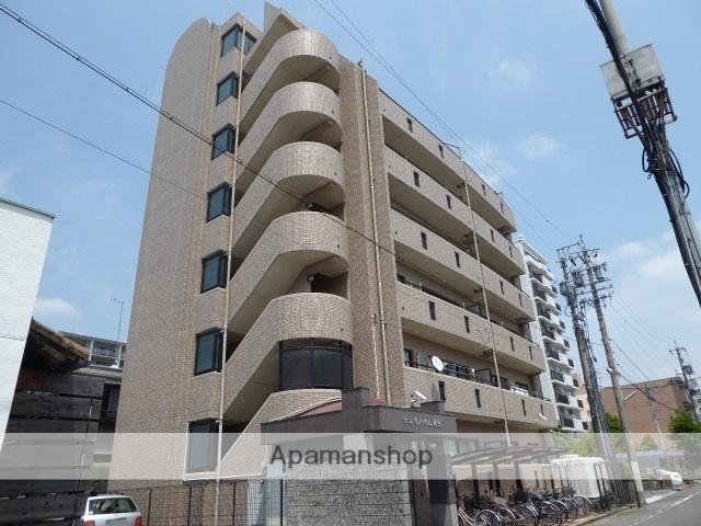 愛知県一宮市、尾張一宮駅徒歩3分の築16年 7階建の賃貸マンション