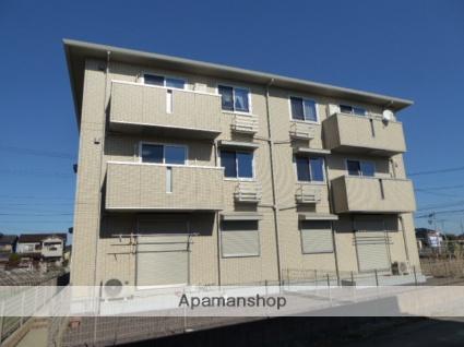 愛知県一宮市、木曽川駅徒歩20分の築7年 3階建の賃貸マンション
