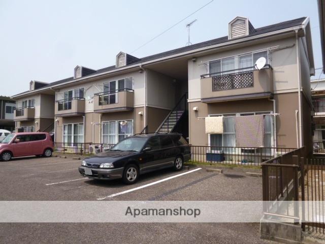 愛知県一宮市、今伊勢駅徒歩15分の築28年 2階建の賃貸アパート