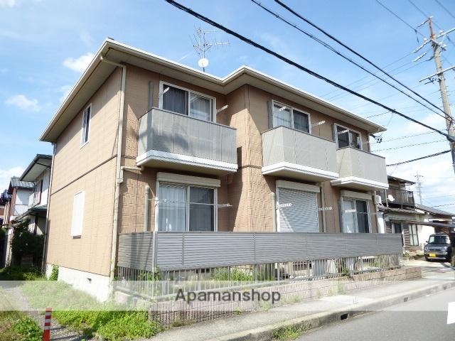 愛知県一宮市、石刀駅徒歩7分の築12年 2階建の賃貸アパート