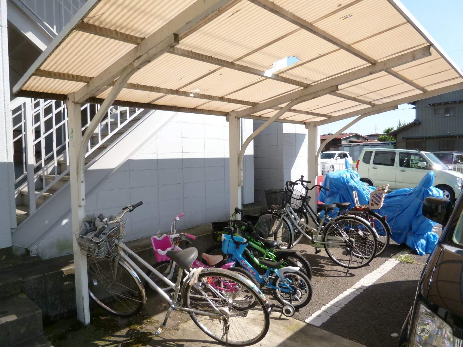 愛知県一宮市、玉ノ井駅徒歩5分の築28年 3階建の賃貸マンション