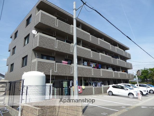 愛知県一宮市、萩原駅徒歩16分の築10年 4階建の賃貸マンション