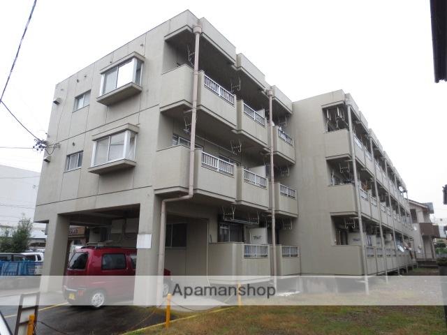 愛知県一宮市、名鉄一宮駅徒歩9分の築31年 3階建の賃貸マンション