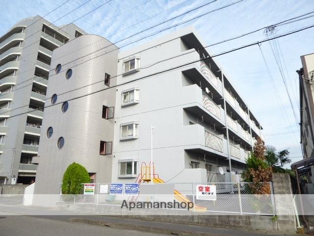 愛知県一宮市の築31年 4階建の賃貸マンション