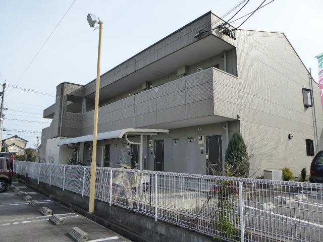 愛知県一宮市、開明駅徒歩15分の築9年 2階建の賃貸アパート