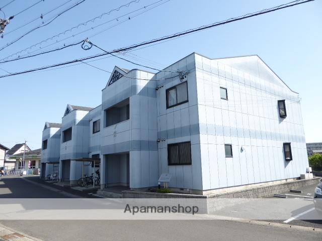 愛知県一宮市、尾張一宮駅名鉄バスバス22分北今西下車後徒歩2分の築16年 2階建の賃貸アパート