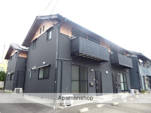 愛知県一宮市の築17年 2階建の賃貸アパート